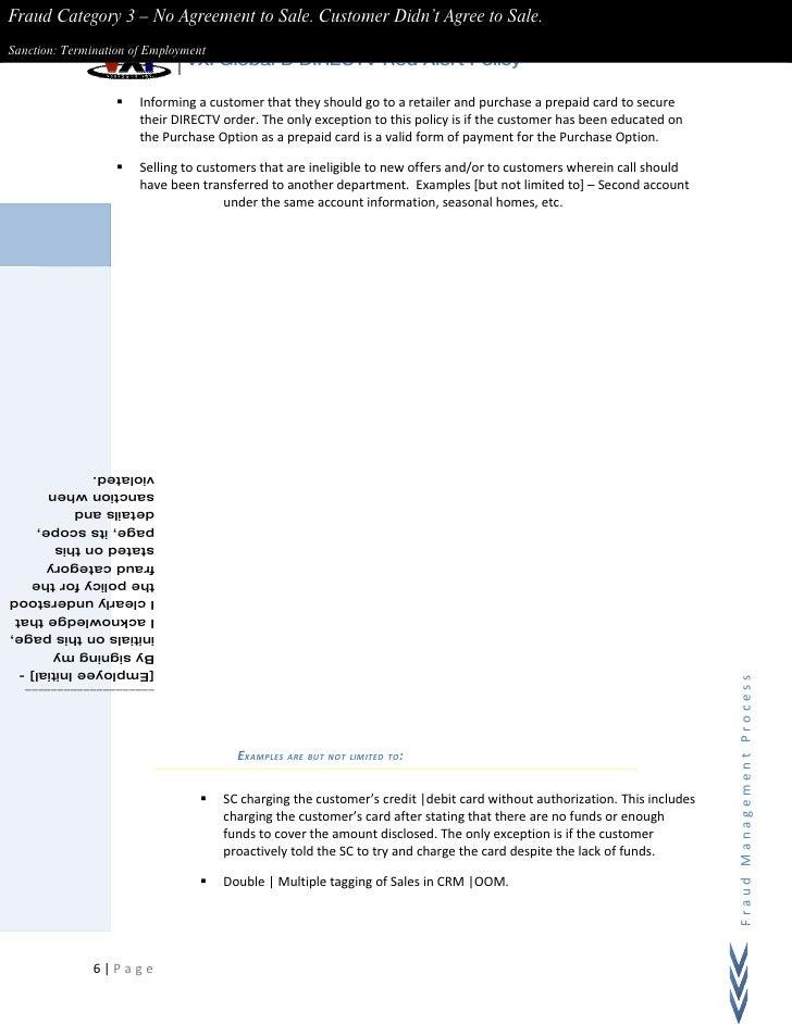 Sample - Process Documentation