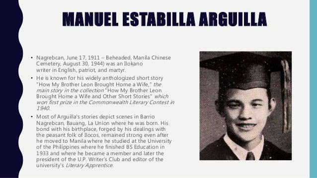 Short story analysis on midsummer by manuel arguilla
