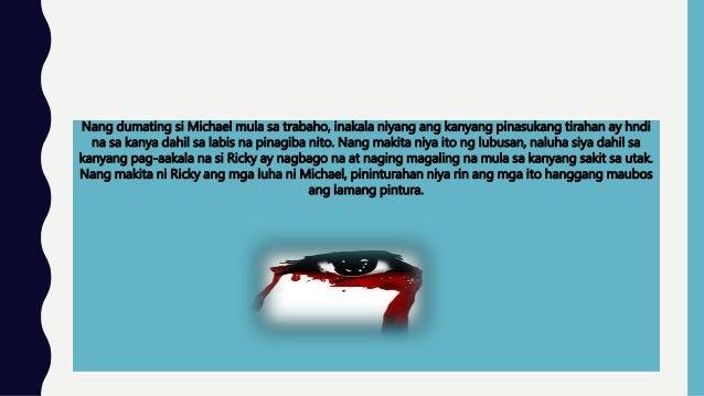 red ang luha ni michael Get youtube red get youtube ang daigdig ay isang butil na luha [rare tagalog film] michael v and ogie alcasid with anjo yllana.