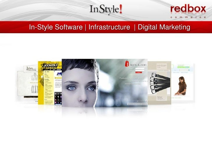 In-Style Software | Infrastructure | Digital Marketing