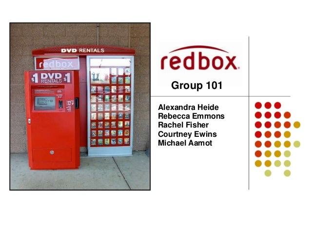Marketing Research - redbox