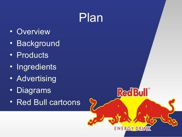red bull analysis A pioneer in energy drinks three decades ago, red bull is now the world sales leader with estimated 2012 fiscal sales of over $3 billion, profits over $400 million, and a 43% leading us dollar market to establish a new category in the face of coke and pepsi and then hold it for decades is very.