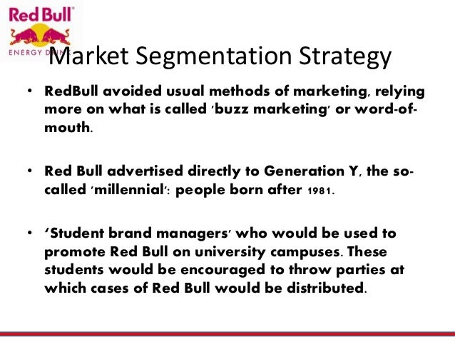 distribution channels for red bull This report is developed in the form of a case study red bull  because for the production and distribution of the  distribution channels: understanding.
