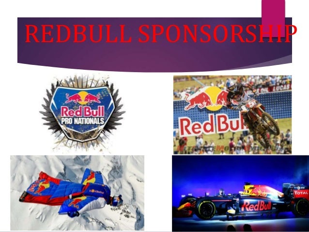 Red Bull sponsors variety of adventure sports like mountain climbing, snow boarding, sailing apart from regular sports. It...