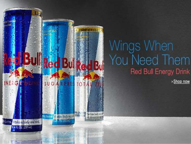Uses Of Red Bull Energy Drink