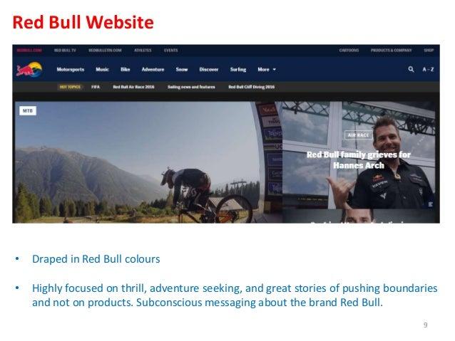 red bull digital marketing