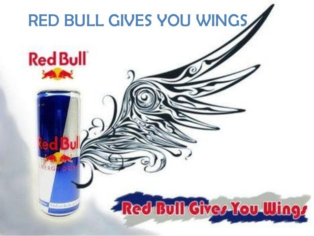 redbull marketing communications In fact, red bull's slogan is red bull gives you wings, which is a different way of saying that this drink gives energy to the body hence, it is the main message that is to be delivered by the company.