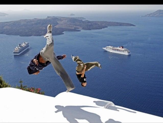 Red Bull Art of Motion. Santorini (Nikos) Slide 2