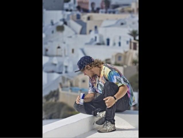 Red Bull Art of Motion. Santorini (Nikos) Slide 3