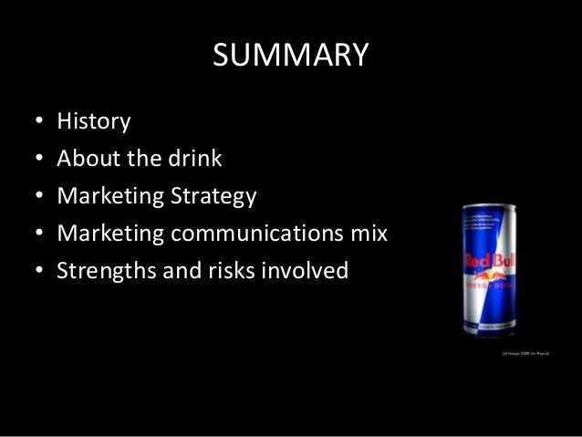 Red bull case study marketing management