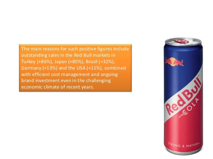 Red Bull Cola Case Study
