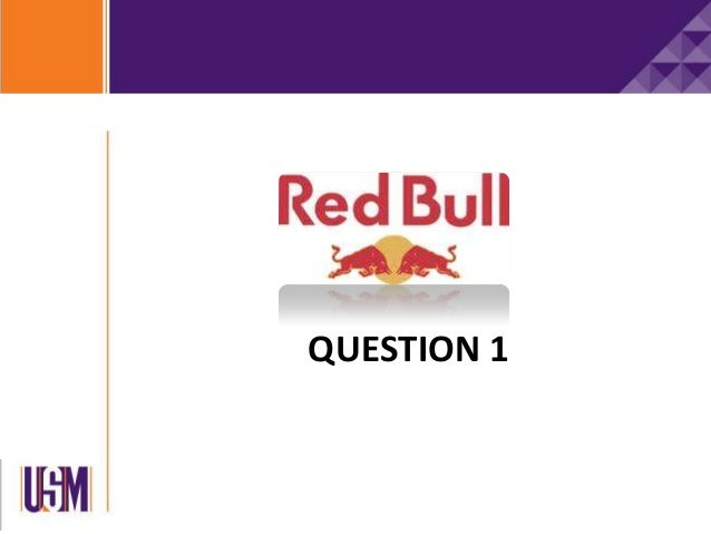 marketing audit for red bull Brilliant minds from some of the most successful, admired brands will share their  strategies and secrets on building world-class market research and experience.