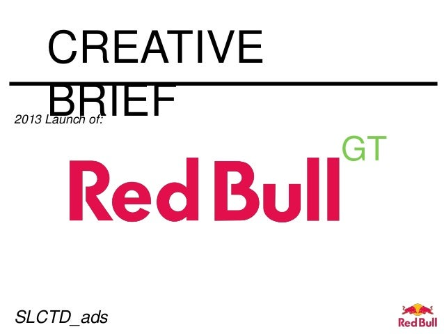 GTCREATIVEBRIEF2013 Launch of:SLCTD_ads