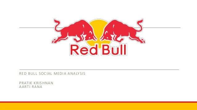 red bull on social media