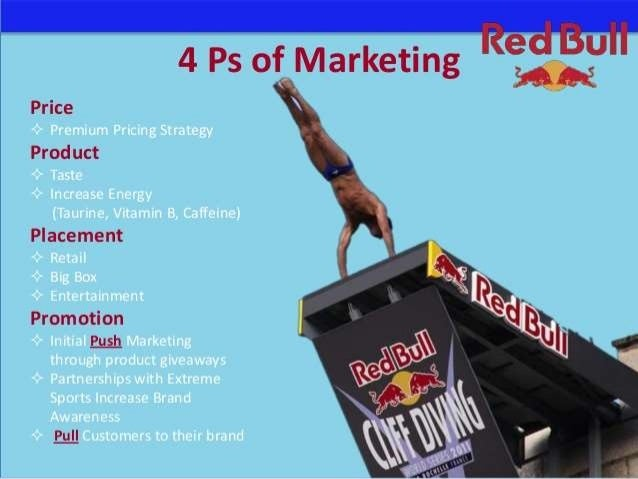 case study red bulls integrated marketing mix Red bull is an energy drink sold by austrian company red bull gmbh, created in  1987 the company has been doing integrated marketing.