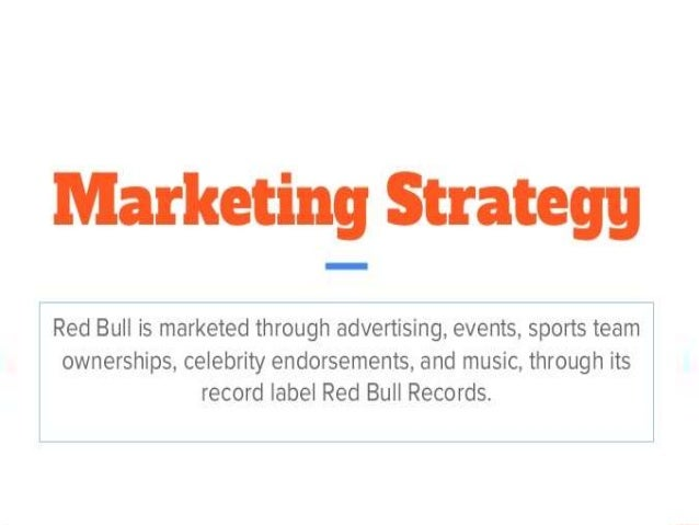 red bull case study ppt Red bull stratos pretty much  very cool, but as is almost always the case with experiential marketing, particularly in the case of vans (top),.