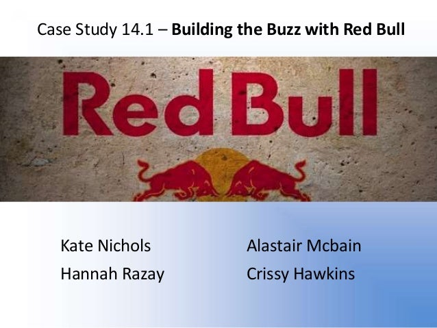 red bull case study marketing management Check out the full review of what one company, red bull does that gives them such significant success in content marketing, starting with their use of instagram.