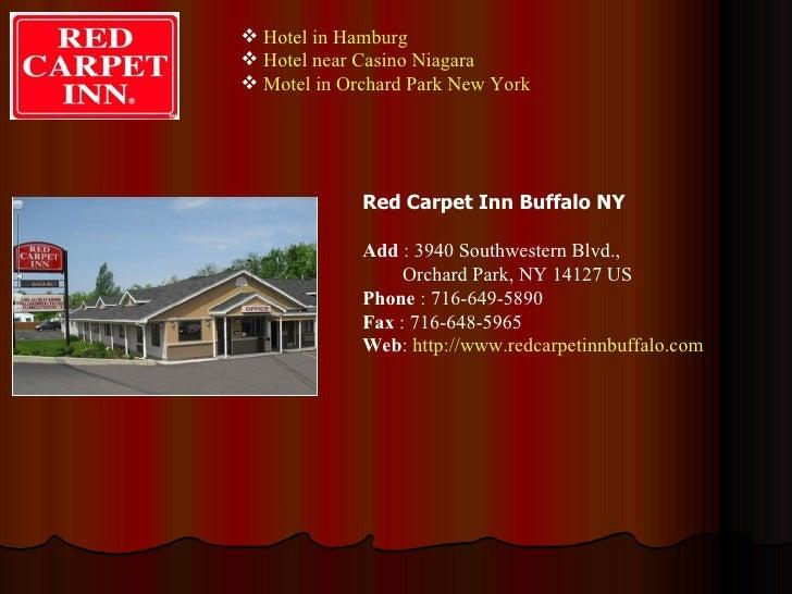 Red Carpet Inn Buffalo Ny