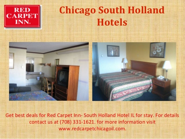 Red Carpet Inn South Holland Chicago