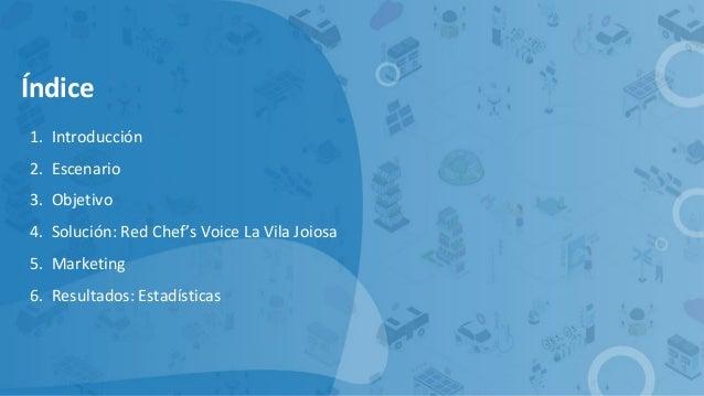 Ebook - Red chef's voice La Vila Joiosa Slide 2