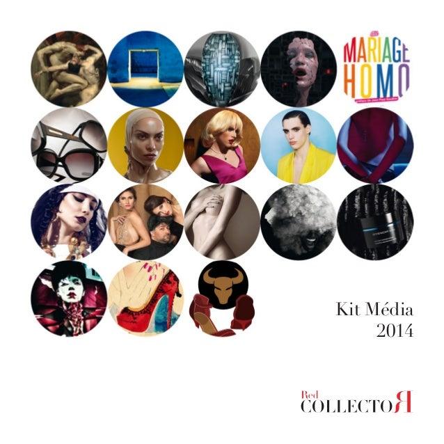 Kit Média 2014  C : 0 - M : 96 - J : 90 - N : 0 PANTONE 1795 EC  Didot HTF M96 Meidum