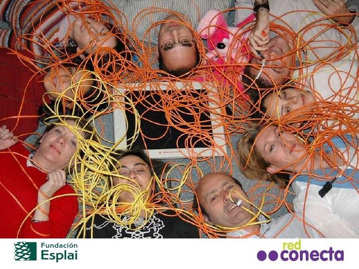 Red conecta feb2011 Slide 1