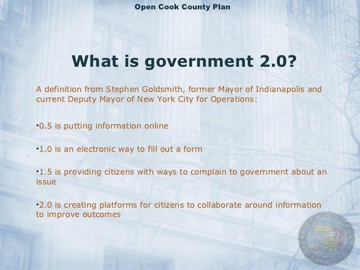 Open Cook County Slide 3