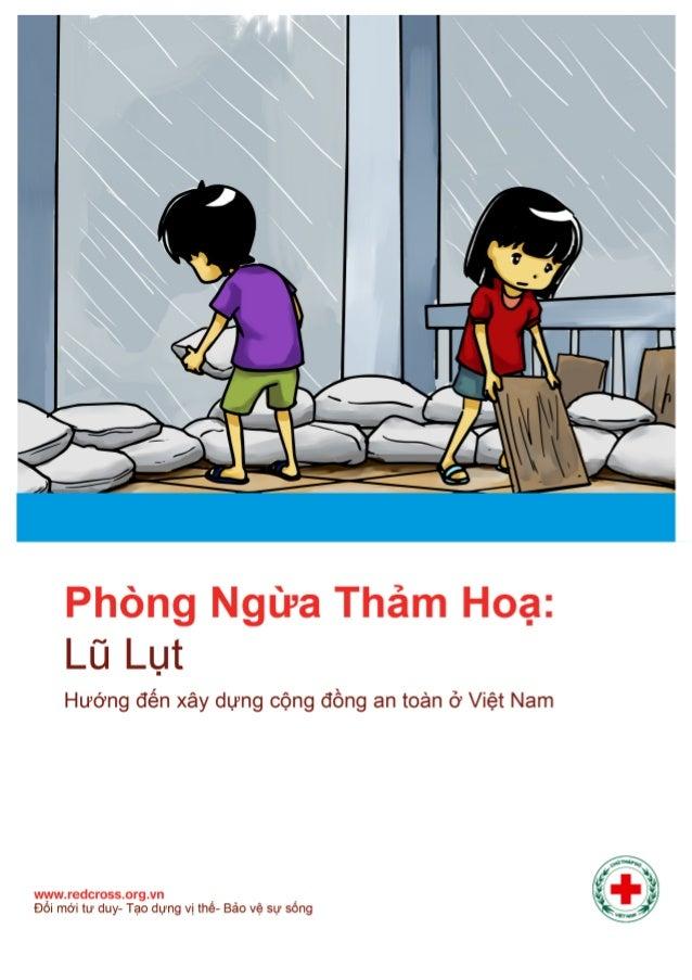 Redcross comic flood_vietnamese
