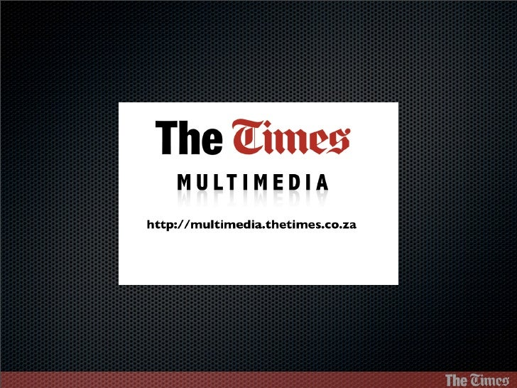 The Times Multimedia