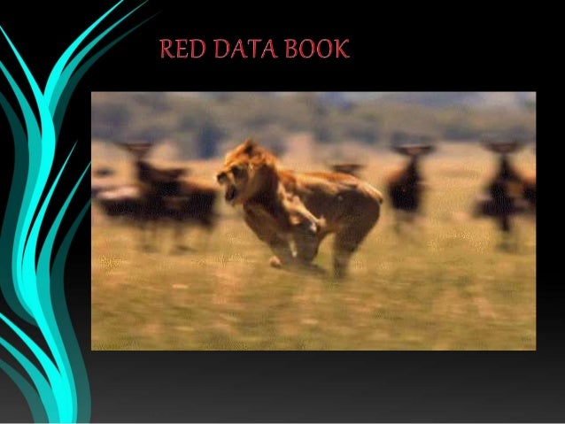 Red Data Book Of India