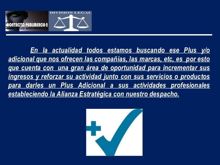 Red de servicios Slide 2