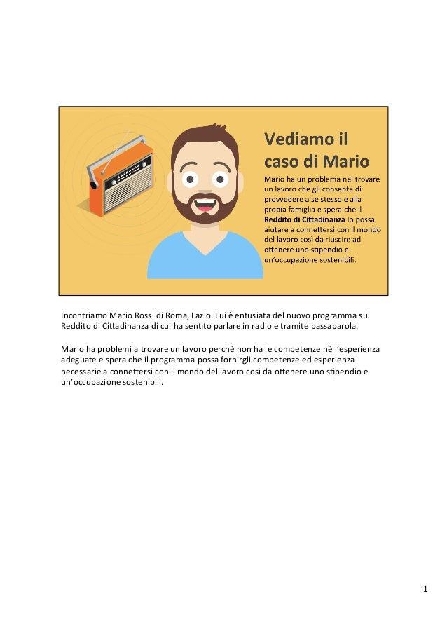 IncontriamoMarioRossidiRoma,Lazio.Luièentusiatadelnuovoprogrammasul RedditodiCi;adinanzadicuihasen=top...