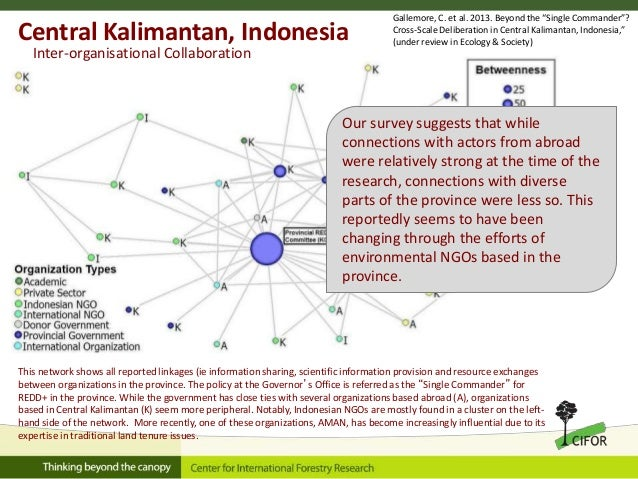 12.  sc 1 st  SlideShare & REDD+ Policy Network Analysis: Update and Introduction