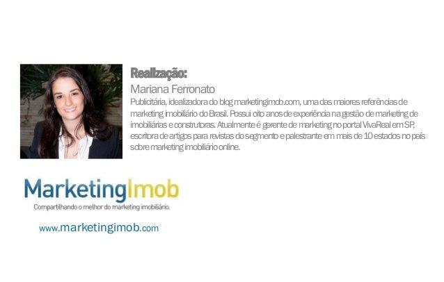 Pesquisa: Facebook no Mercado Imobiliário - O profissional responsável pelo perfil Slide 2
