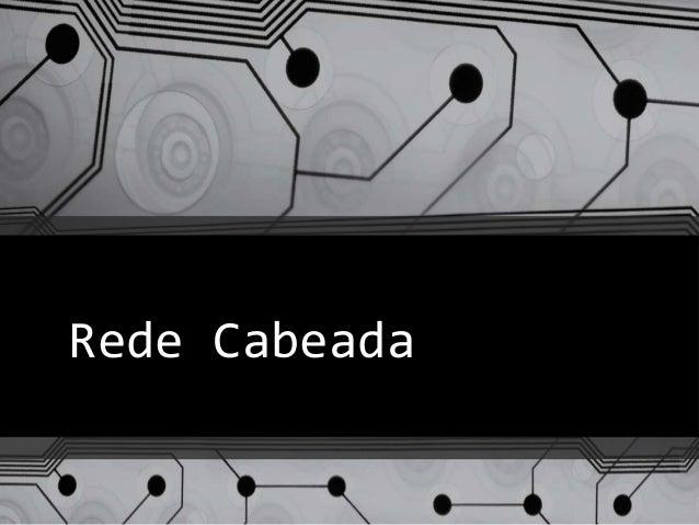 Rede Cabeada