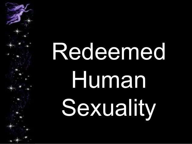 Redeemed  Human Sexuality