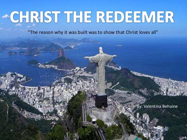 """""""The reason why it was built was to show that Christ loves all""""                              º                            ..."""