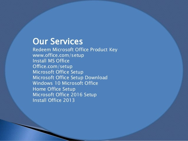 Redeem microsoft office product key