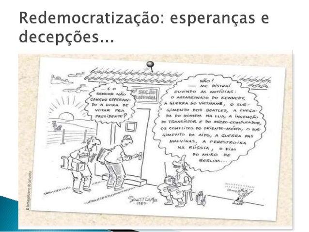  Movimento pelo restabelecimento das eleições diretas para presidente  Campanha organizada em apoio a emenda Dante de Ol...