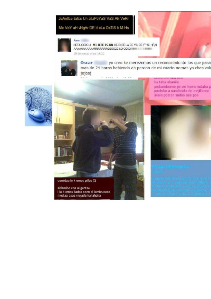 Presencia en redes sociales, complementaria al portal del centro.                  Página en Facebook y creación de perfil...