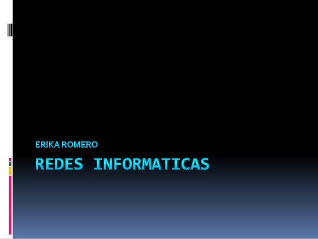  Una red informática es un conjunto de  dispositivos interconectados entre sí a través de  un medio, que intercambian inf...