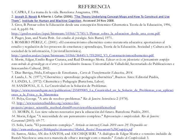 Pensamiento complejo for Espejo y reflejo del caos al orden pdf