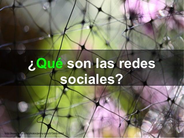 Educar con redes sociales Slide 2