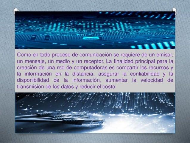 Como en todo proceso de comunicación se requiere de un emisor, un mensaje, un medio y un receptor. La finalidad principal ...