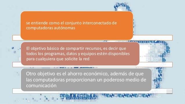 Redes (1) Slide 3