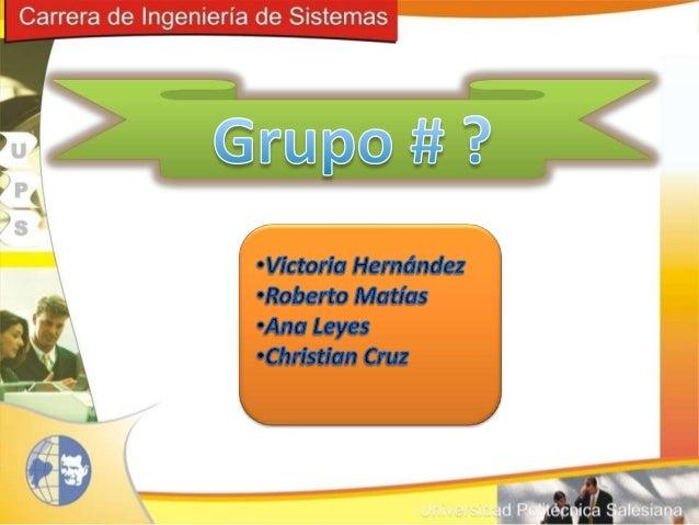 TECNOLOGÍA DE        3G Vs 4GINTEGRANTES : ANA LEYES, VICTORIA HERNANDEZ , CHRISTIAN CRUZ , ROBERTO MATIAS
