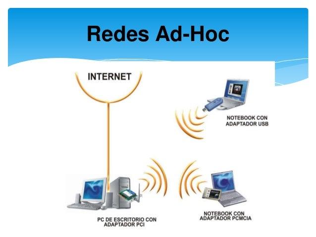 Redes ad hoc - Ad hoc gijon ...