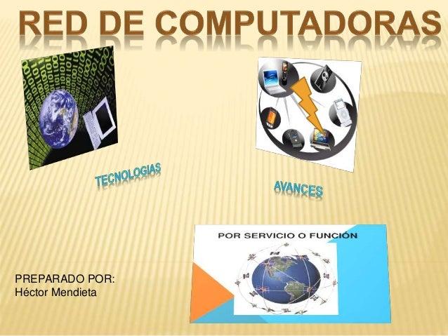 PREPARADO POR: Héctor Mendieta