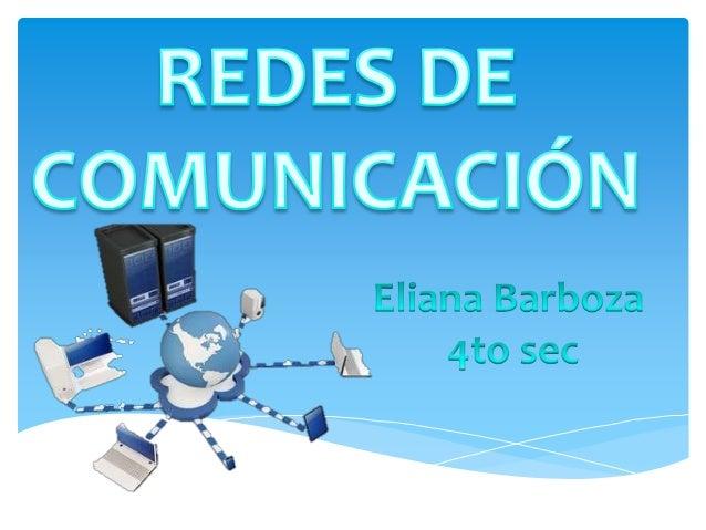 Las redes están formadas por conexiones entre grupos de computadoras y dispositivos asociados que permiten a los usuarios ...