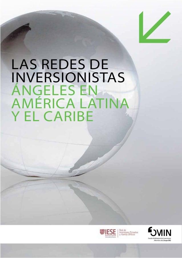 LAS REDES DEINVERSIONISTASÁNGELES ENAMÉRICA latinaY EL CARIBE